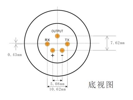 大气传感器针脚定位
