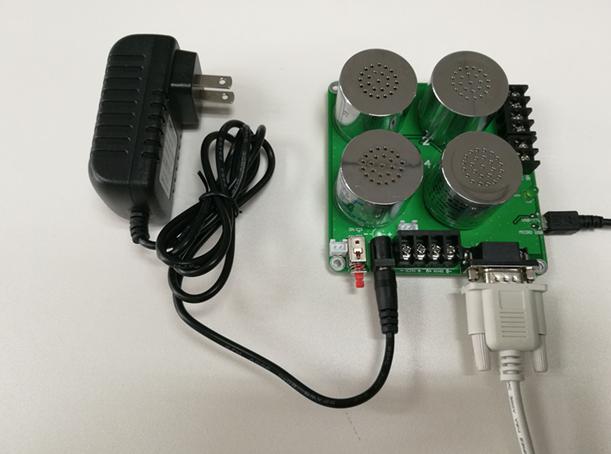 垃圾厂氨气传感器模块